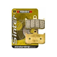 Ferodo front brake pads Sintergrip HH for 2006 - 2007 Triumph Speed Triple 1050