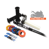 Suzuki GSXR1000 2007 - 2008 Motion Pro Rev2 quick action throttle kit