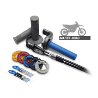 Suzuki RMZ450 2013 - 2015 Motion Pro Rev2 quick action throttle kit