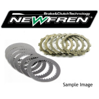 Newfren performance fibre & steel clutch plate kit for 2009 Polaris 450 Outlaw