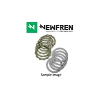 Newfren fibre and steel clutch plate kit for 2002 - 2007 Ducati 1098 and 1098S