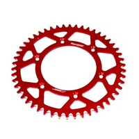 Honda CRF150R 2007 - 2020 Supersprox rear sprocket, alloy, red, 50t