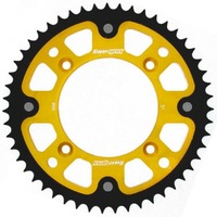 Suzuki RF900 1994 - 1998 Supersprox rear sprocket, Stealth, gold, 45t