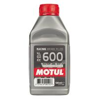 Motul RBF600 Factory Line brake fluid, 500ml