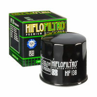 Hiflofiltro Hiflo oil filter for 08 - 12 Suzuki C109R Boulevard & 12 - 16 C109RT
