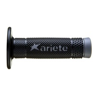ARIETE HAND GRIPS - VULCAN - OFF ROAD - BLACK / GREY