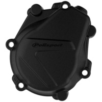 Polisport plastic ignition cover protector black for 2016 - 2019 Husqvarna FS450