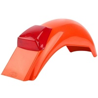 Polisport Preston Petty 'IT' Rear Fender - Dark Orange