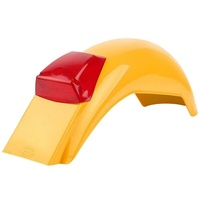 Polisport Preston Petty 'IT' Rear Fender - Dark Yellow