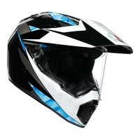 AGV AX9 North motorcycle off road dirt MX adventure touring dual helmet