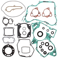 Vertex Complete Gasket Set with Oil Seals - 1988-1989 Honda CR125R