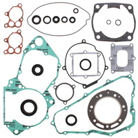 Vertex Complete Gasket Set with Oil Seals - 1985-1988 Honda CR500R