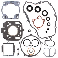 Vertex Complete Gasket Set with Oil Seals - 1987 Kawasaki KX125