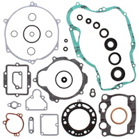 Vertex Complete Gasket Set with Oil Seals - 2004 Kawasaki KX250