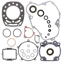 Vertex Complete Gasket Set with Oil Seals - 1986-1987 Kawasaki KX500