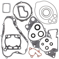 Vertex Complete Gasket Set with Oil Seals - 1990 Suzuki RM125
