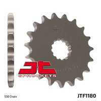 JT steel front sprocket 18t for 1999 - 2004 Triumph Speed Triple 955