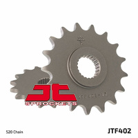 JT steel front sprocket 16t for 1999 - 2007 BMW F650GS