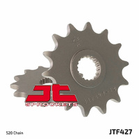 JT steel front sprocket 14t 520 conversion for 1979 - 1982 Suzuki RM100