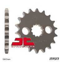 JT steel front sprocket 16t for 2006 - 2018 Kawasaki ZZR1400