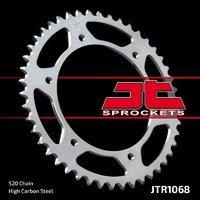 JT steel rear sprocket 46t for 2002 - 2014 Hyosing GT250 Comet & GT250R
