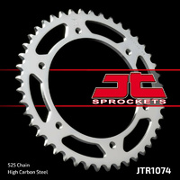 JT steel rear sprocket 44t for 2004 - 2010 Hyosung GT650 Comet