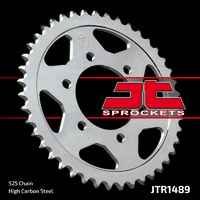 JT steel rear sprocket 42t for 1996 - 2003 Kawasaki ZX-7R ZX7R