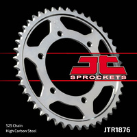 JT steel rear sprocket 43t for 2011 - 2019 Suzuki GSX-R750 GSXR750