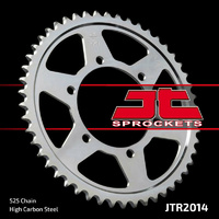 JT steel rear sprocket 47t for 2016 - 2020 Triumph Bonneville T120 1200