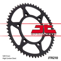 JT steel rear sprocket 50t for 1984 - 2007 Honda CR250R
