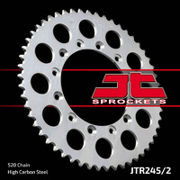 1982 - 1989 Honda VT250F JT steel rear sprocket 43t