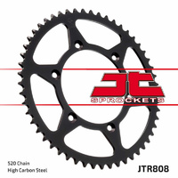 JT steel rear sprocket 47t for 2000 - 2016 Suzuki DRZ-400S DRZ400