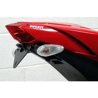 Ducati Streetfighter 1100 2009 - 2013 R & G tail tidy
