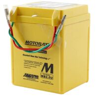 MB2.5U Motobatt Quadflex 12V Battery