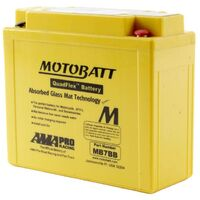 MB7BB Motobatt Quadflex 12V Battery