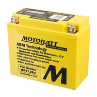 MBT12B4 Motobatt Quadflex 12V Battery