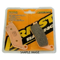 Armstrong rear brake pads sintered HH compound for 2003 - 2006 Kawasaki Z1000
