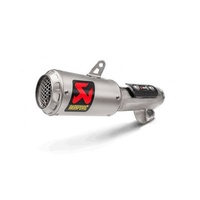 BMW S1000R 2017 - 2018 Akrapovic GP style exhaust, race
